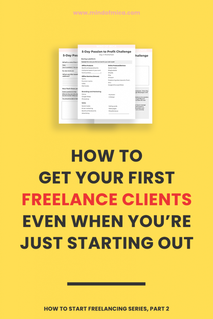 Want to find freelance clients even when you're just starting out? Ditch those freelance sites and follow this tried-and-tested guide to find and book your first client.